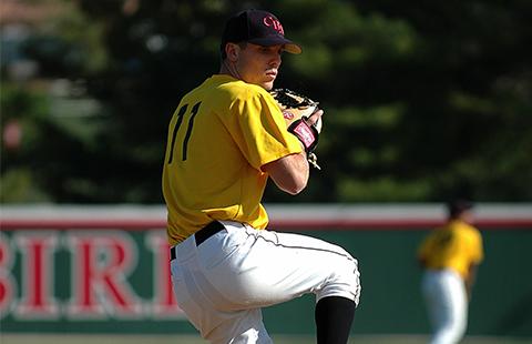 Mike Kaczmarek Pitching