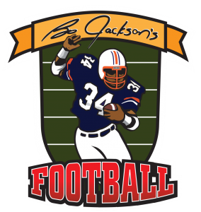Bo Football Logo