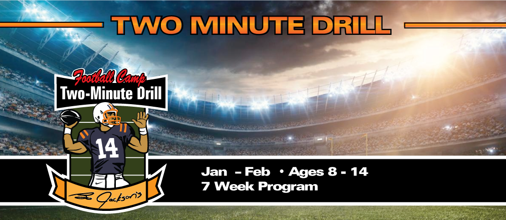 Nov- Two-Minute Drill Football Camp