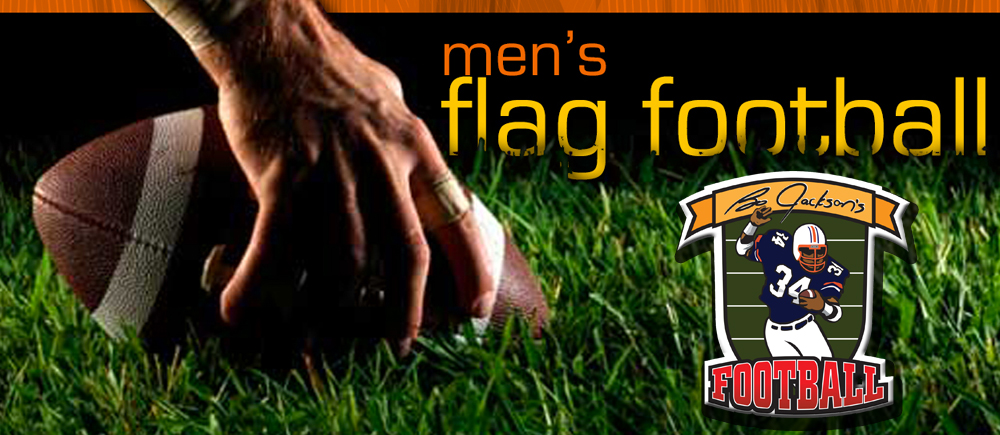 Men's 4-on-4 Flag Football League