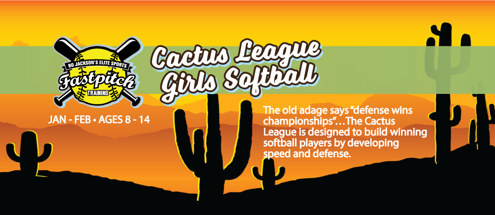 November- Softball Cactus League
