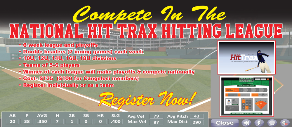 Hit Trax League