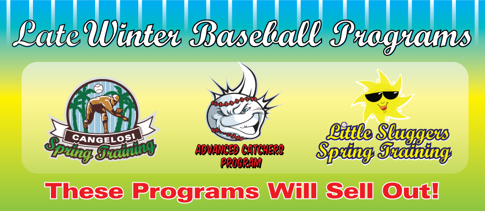 Baseball- Late Winter All Programs