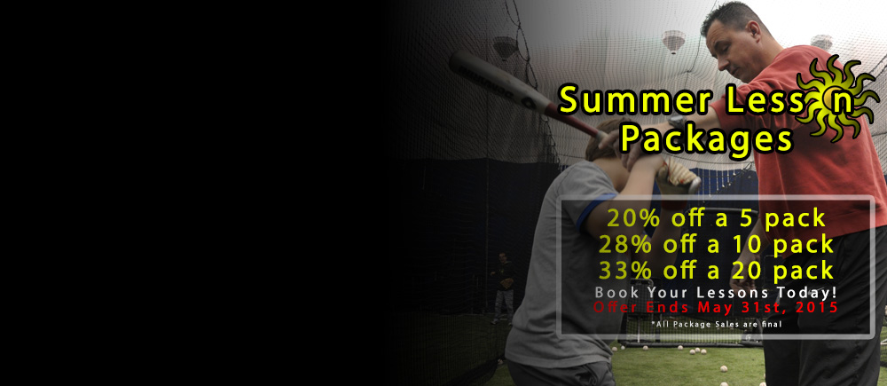 Summer Lesson Packages