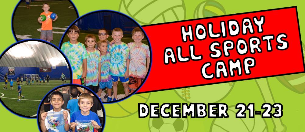 Nov – HOLIDAY ALL-SPORTS CAMP