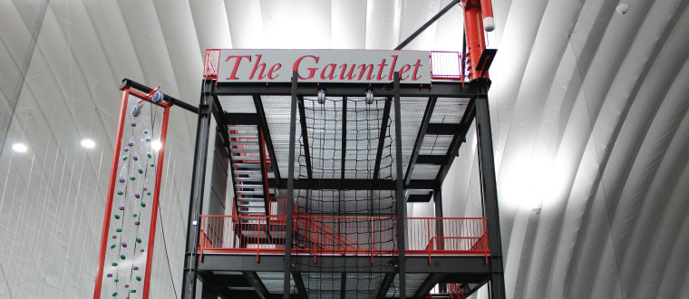 The Gauntlet Located In Hilliard Ohio