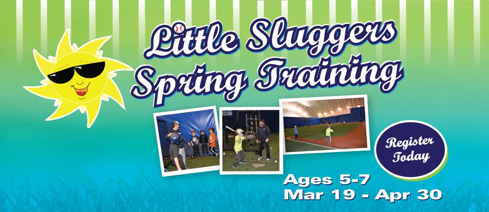 Jan- Little Sluggers Spring Training
